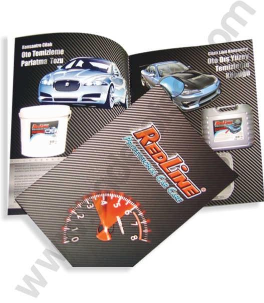 8 Sayfa Katalog
