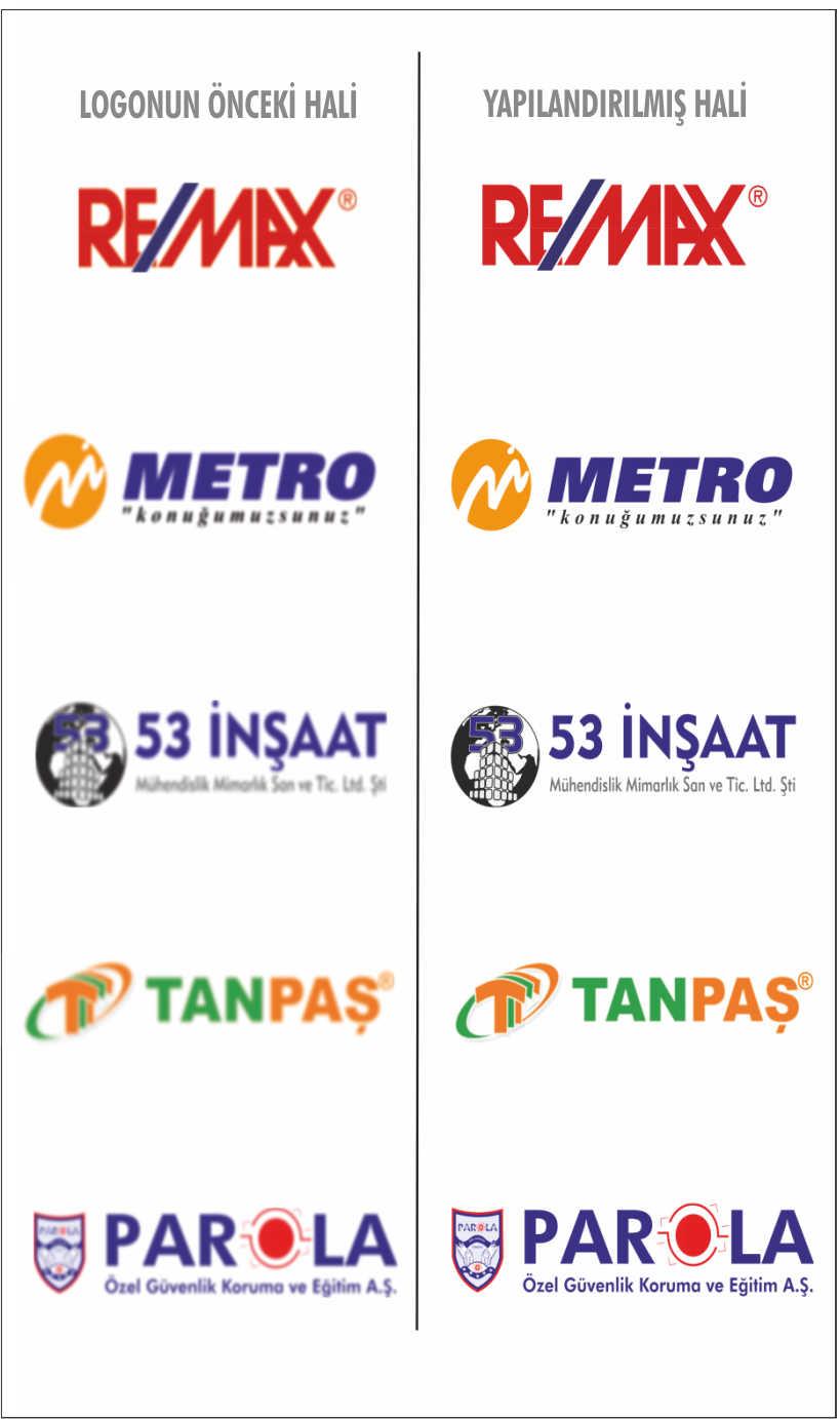 Logo Yapılandırma